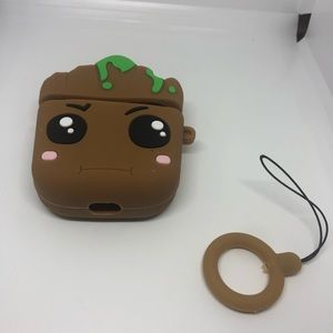 New  Case Cover for AirPods Pro Cute Root